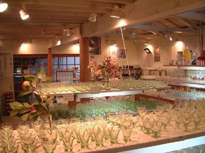 1. 萩玻璃工房(萩玻璃製作體驗)