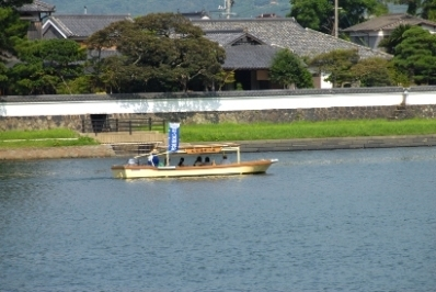2. 萩八景遊覽船