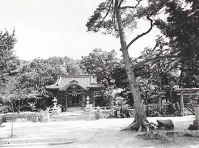 1. Kurumazuka Old Burial Mound