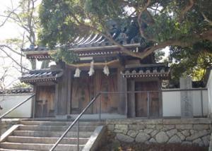 1. Hofu Tenmangu Daisenbo Remains