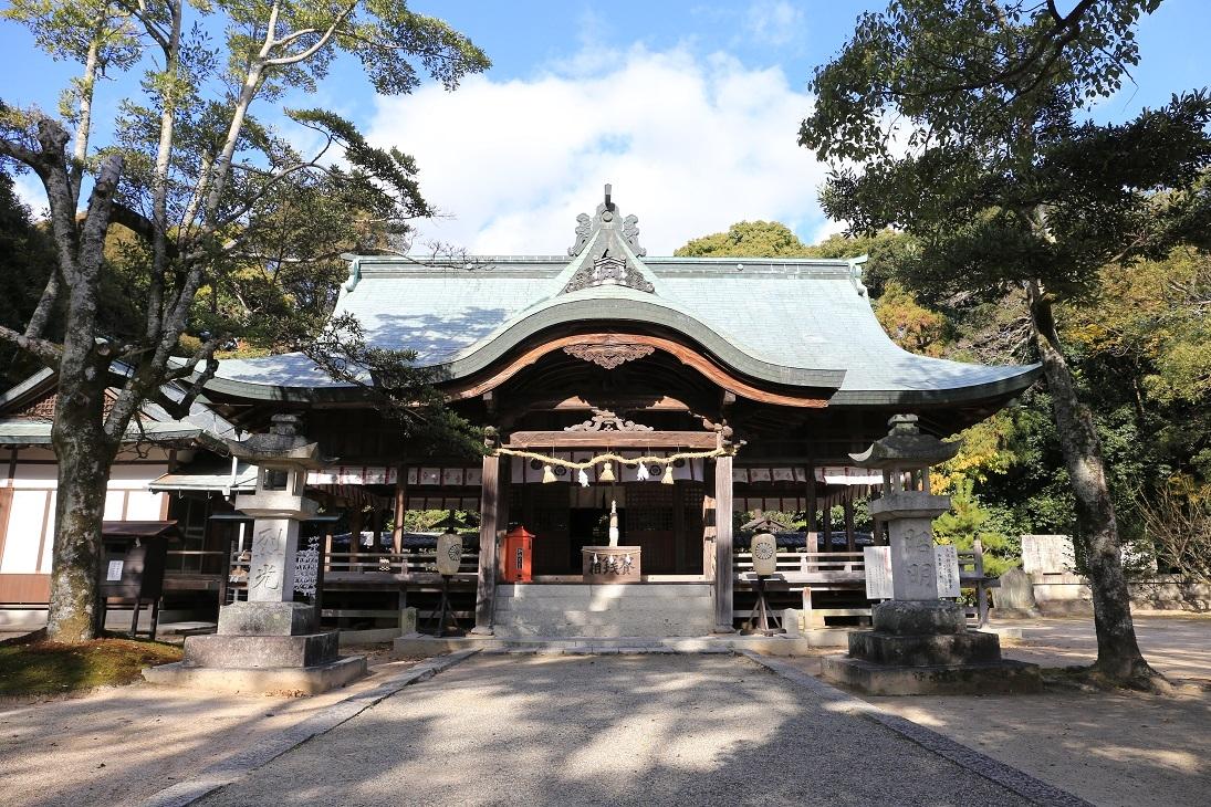 1. Suo Ichinomiya Tamanooya Shrine