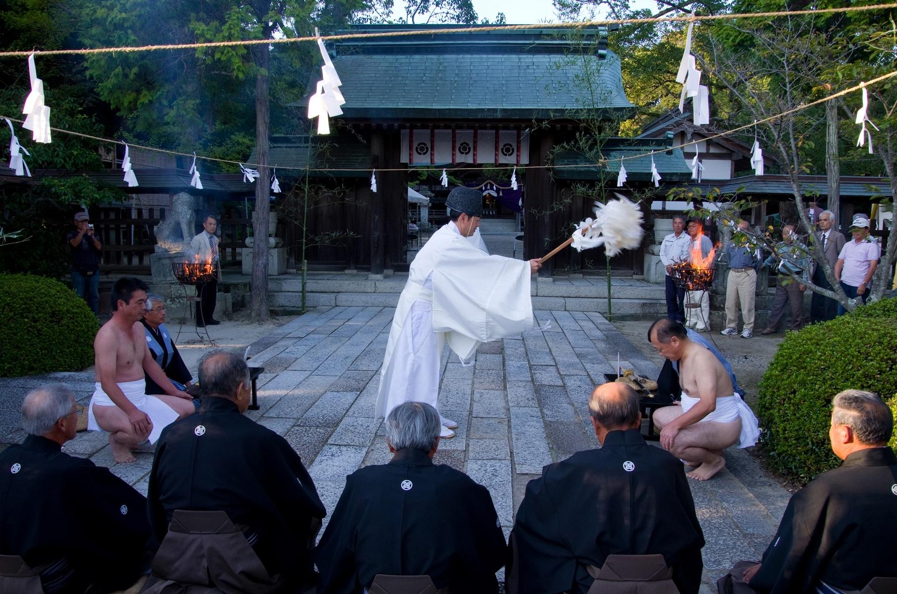 2. Suo Ichinomiya Tamanooya Shrine