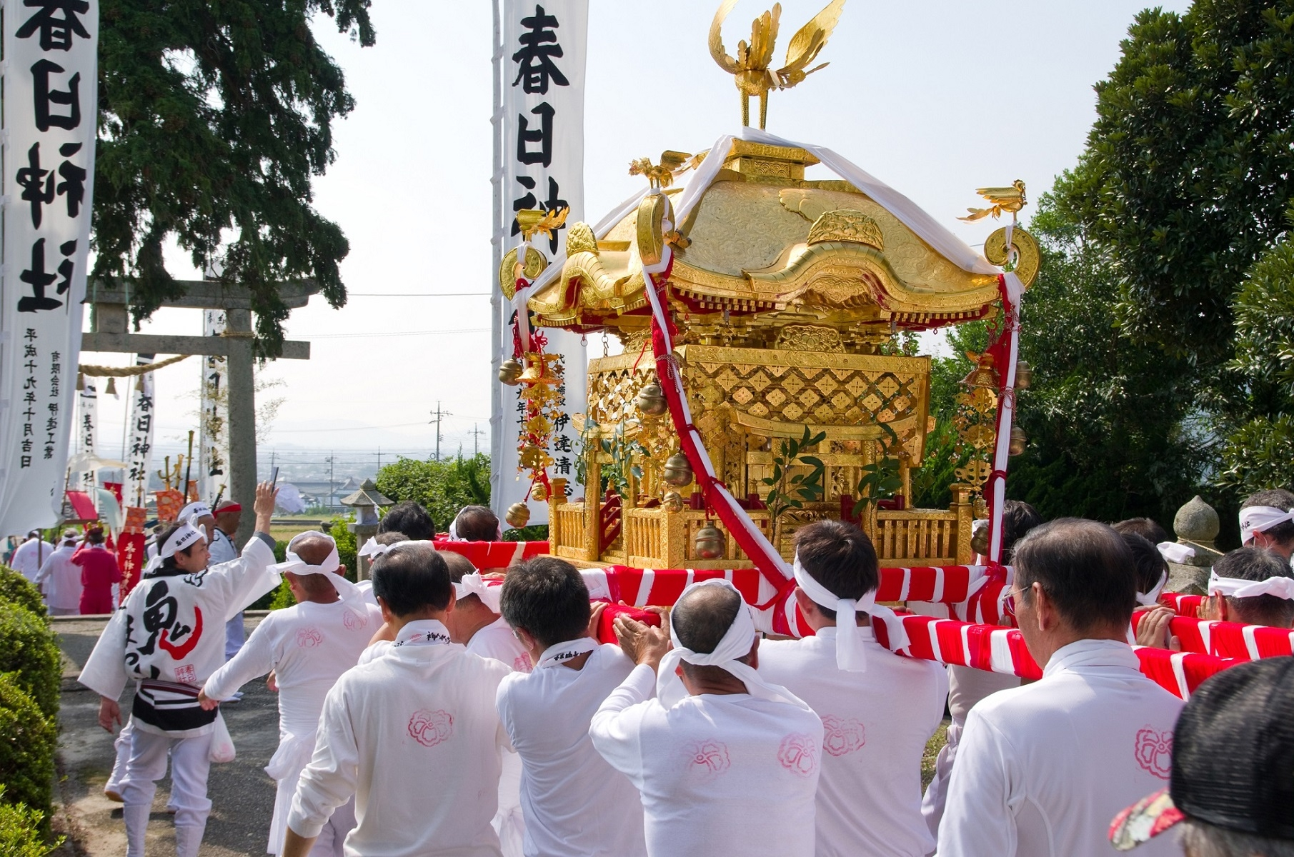 3. Kasuga Shrine
