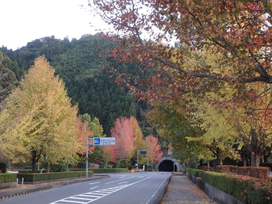2. 스애타케가와 댐(코메이즈미호수)