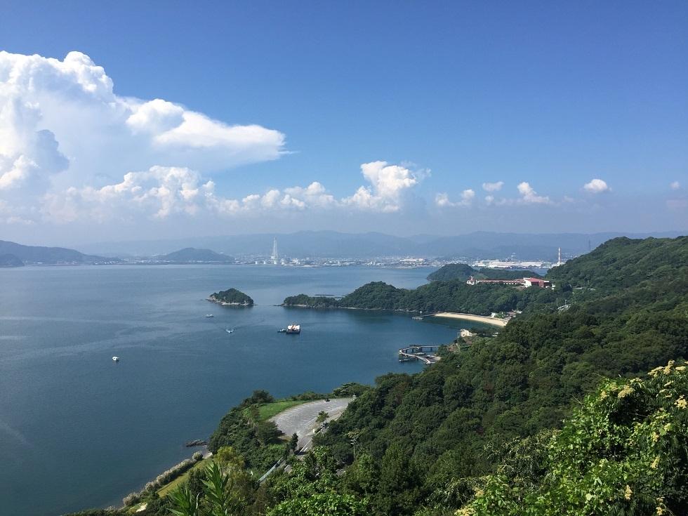 3. 笠戶島
