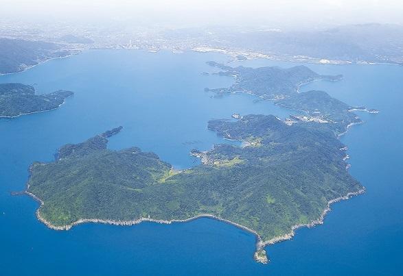 1. 笠戶島