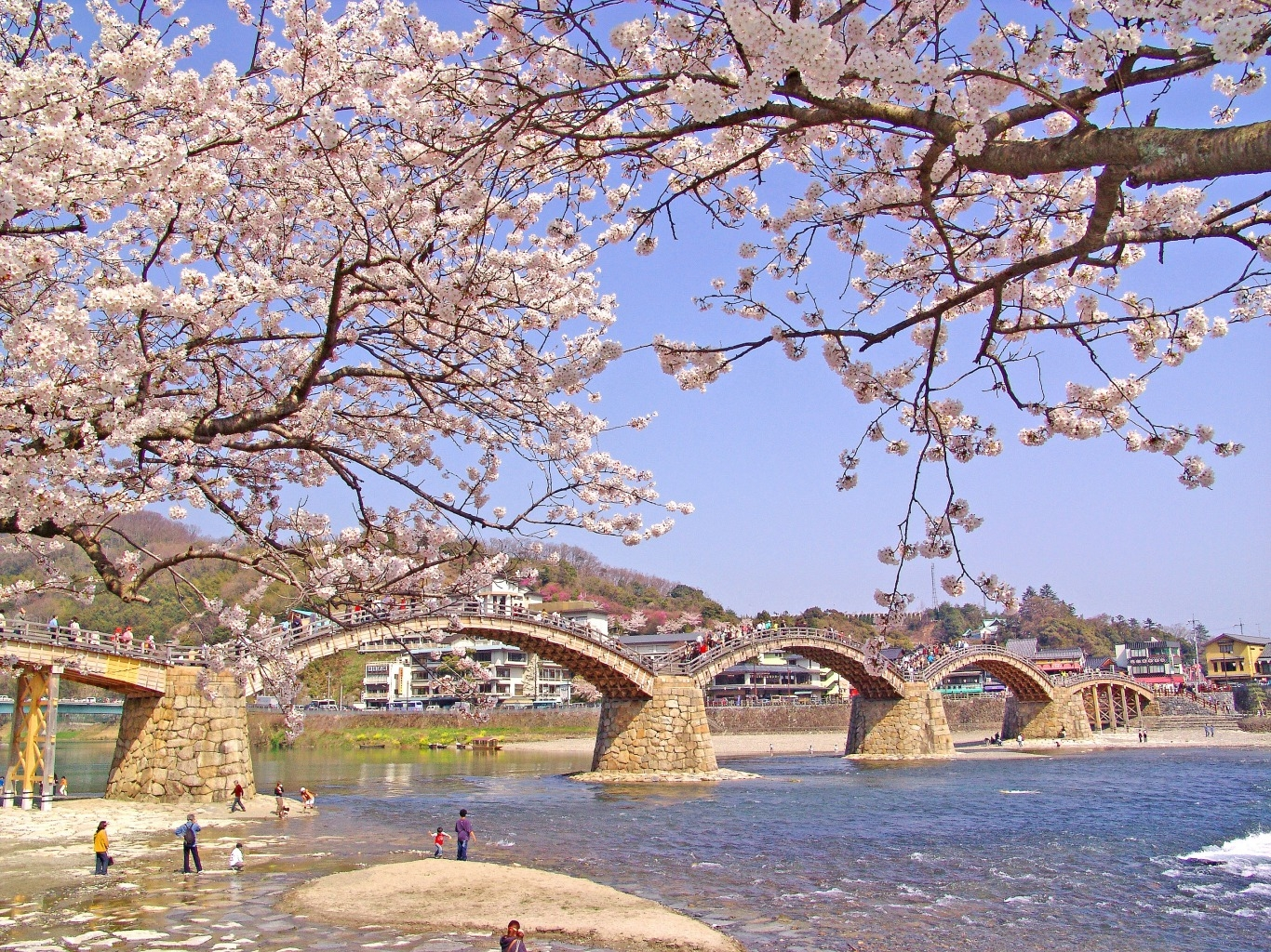 2. 锦带桥