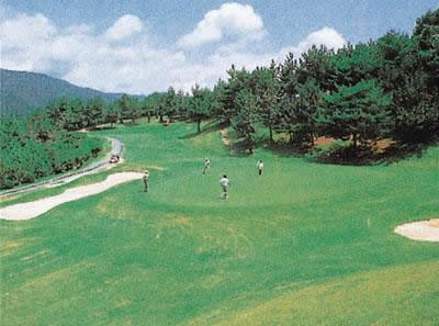 iwakuni country club