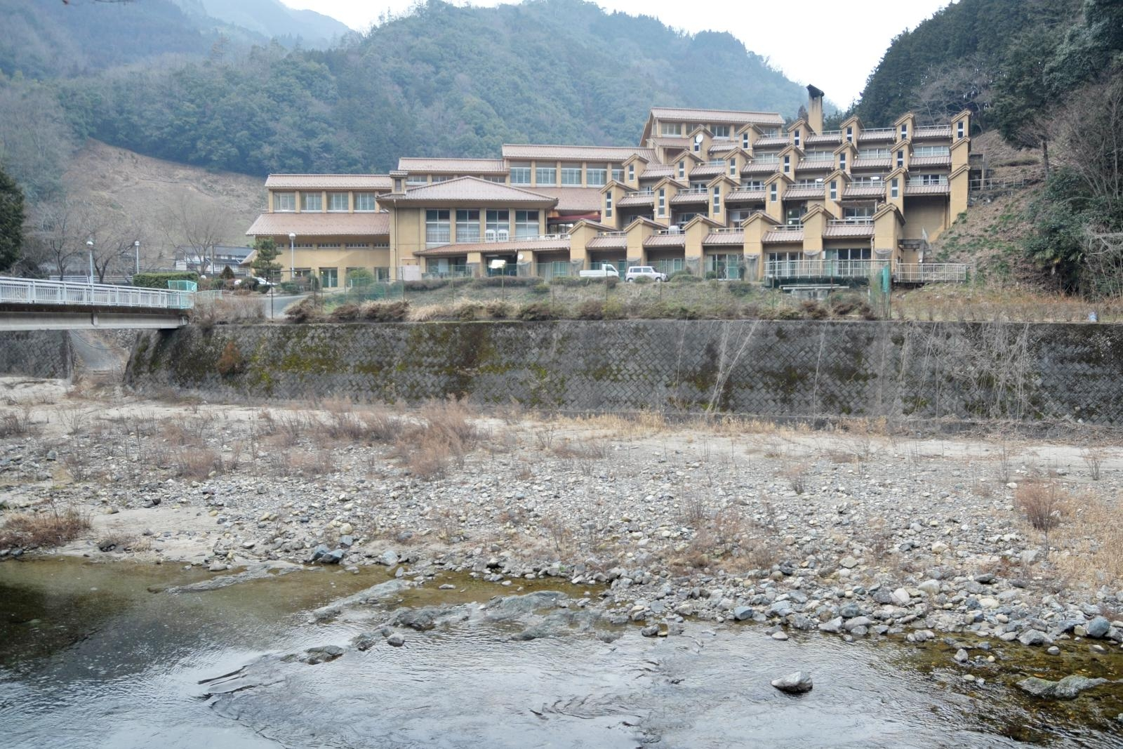 1. Sozukyo Onsen Resthouse