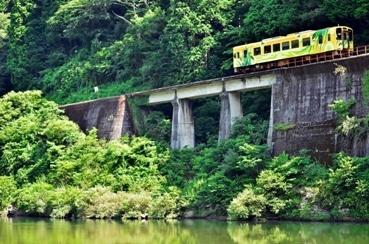 1. 니시키가와세류센 (니시키가와 철도)