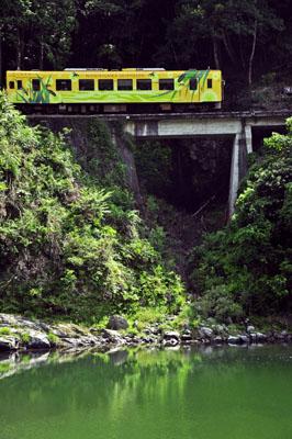 2. 니시키가와세류센 (니시키가와 철도)