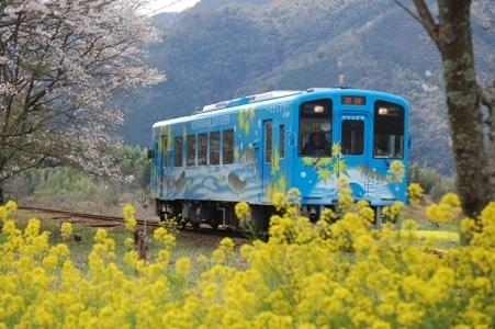 4. 니시키가와세류센 (니시키가와 철도)