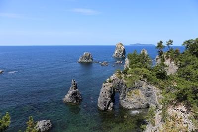 4. 青海岛自然研究路