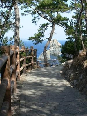 6. Omijima Island Nature Path