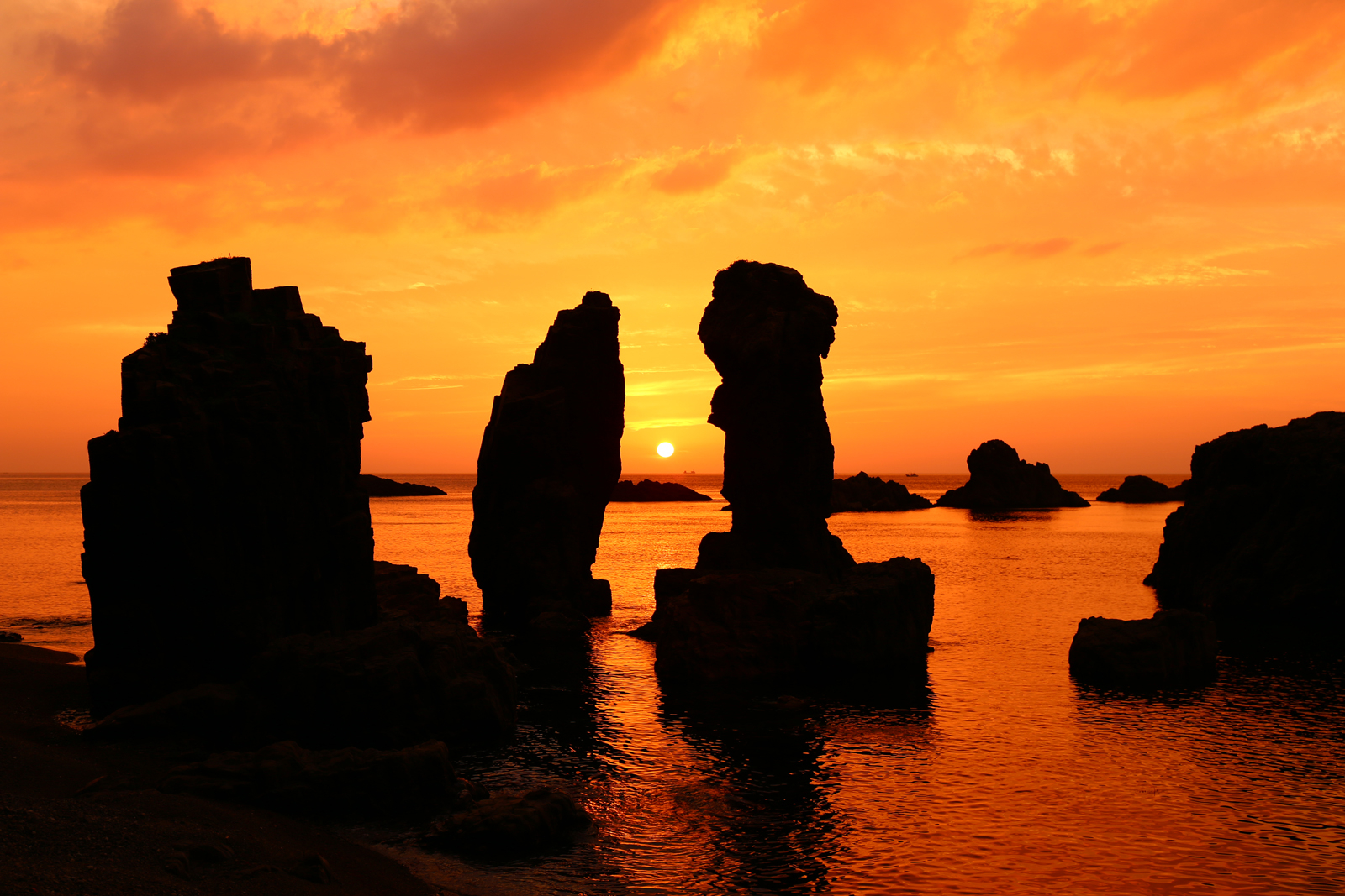 2. Omijima Island Nature Path