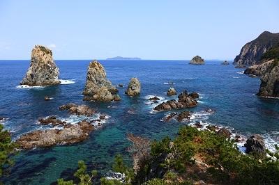 2. 青海島