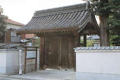 1. 후쿠가와 본진 터