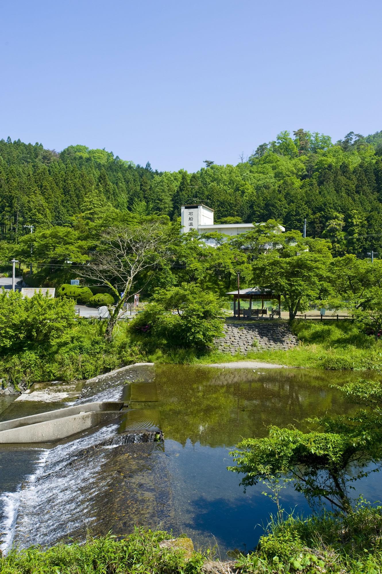 1. Ishibune Hot Spring