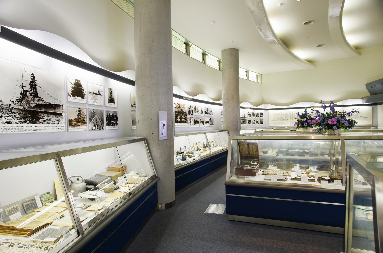 3. Mutsu Memorial Museum