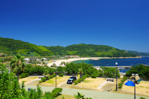 1. Katazoegahama Beach Park Auto Camping Field