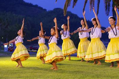 2. SaturHula (Suo-Oshima Island Saturday Hula)