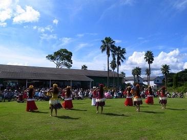 3. SaturHula (Suo-Oshima Island Saturday Hula)