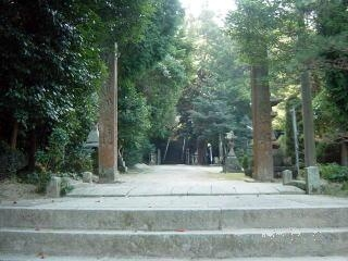 1. Takamatsu Hachimangu Forest