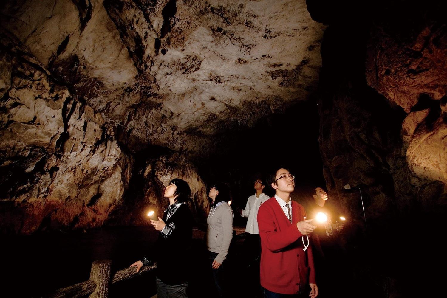 4. Akiyoshi Cave