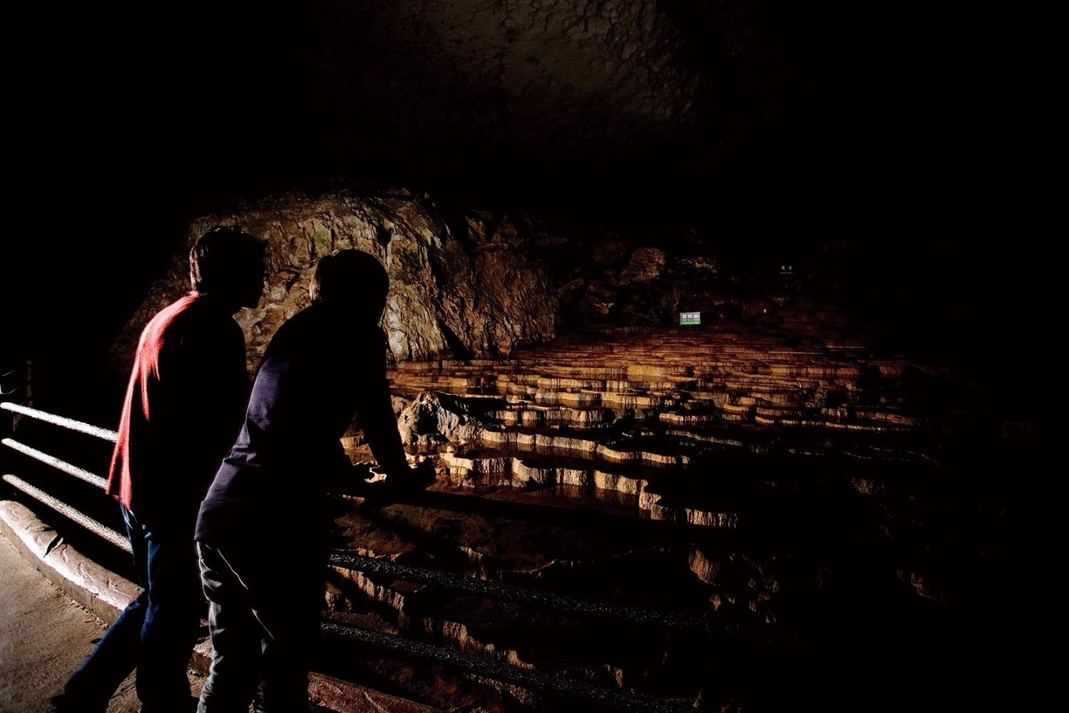 5. Akiyoshi Cave